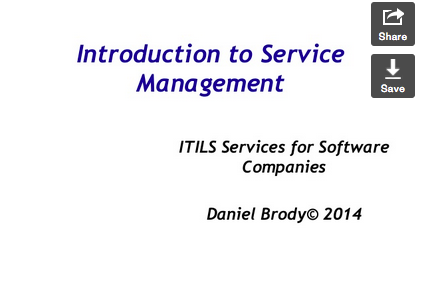 ITIL Best Practice for Software Companies