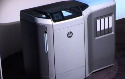 HP'S MOVE INTO 3D PRINTING WILL RADICALLY CHANGE MANUFACTURING
